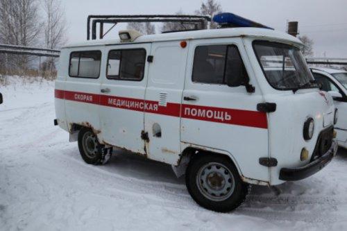 Ардинской врачебной амбулатории требуется новый санитарный автомобиль