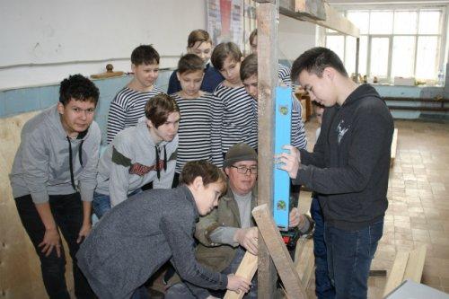 В Козьмодемьянске заложили киль исторической народной лодки Марийского края