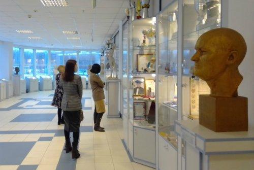 Музей спорта Марий Эл обрёл новую экспозиционную площадку