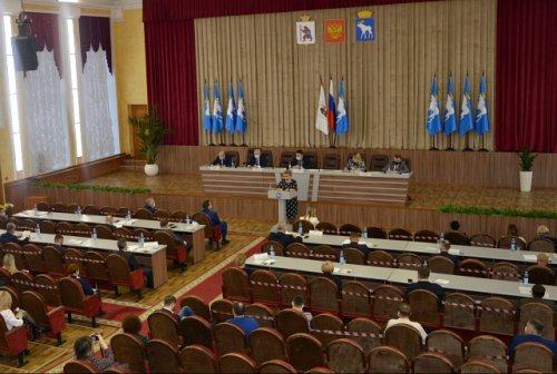 Бюджет Йошкар-Олы охарактеризовали, как «бюджет инфраструктурного развития»