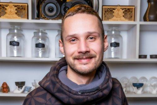 Евгений Камушкин: «Чай был способом и соратником для медитации»
