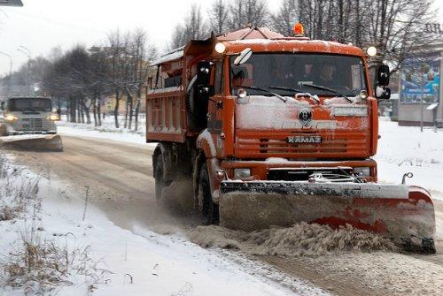 Республиканские власти недовольны качеством уборки снега в Йошкар-Оле