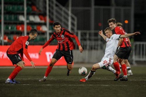Девятнадцатилетний воспитанник марийского футбола перебрался из Мурома в Москву