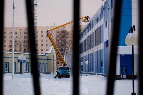 Мэрия Йошкар-Олы будет штрафовать за неочищенные от наледи и сосулек крыши