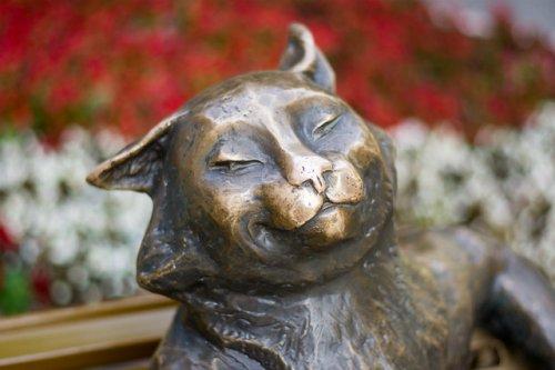 «Йошкин кот» остался на четвёртом месте в голосовании на самый необычный памятник России