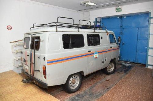 Спасатели Звениговского района переехали в новое оборудованное помещение