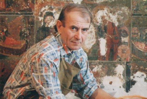 Сегодня открывается выставка, посвященная 75-летию художника-реставратора Валерия Ершова
