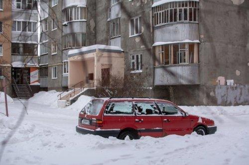 Четыре управляющие компании Йошкар-Олы ответят за плохую уборку снега