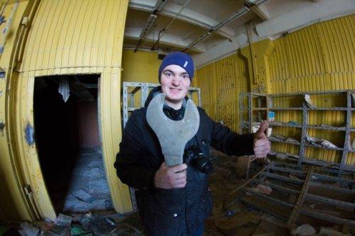 Дмитрий Толстов, индустриальный турист: «В заброшенных зданиях своя особенная атмосфера»