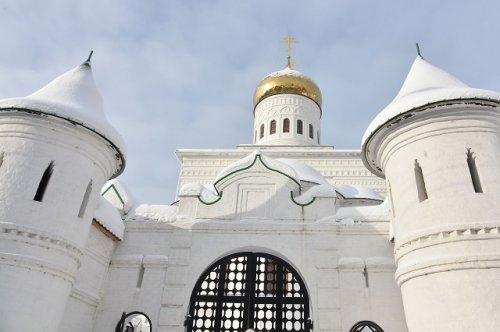 Монастырский комплекс в центре города Йошкар-Олы будет достроен