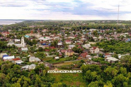 В Козьмодемьянске до конца июля планируют благоустроить историческую часть города