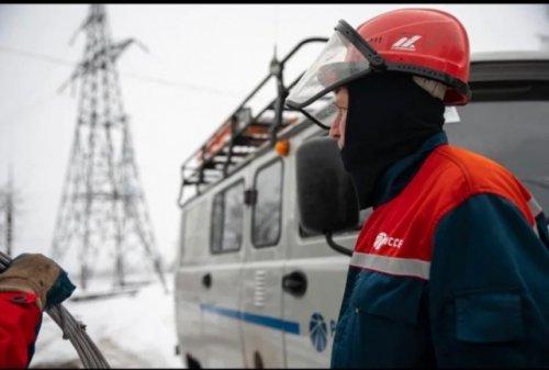 Энергетики в Марий Эл из-за непогоды переведены в режим повышенной готовности