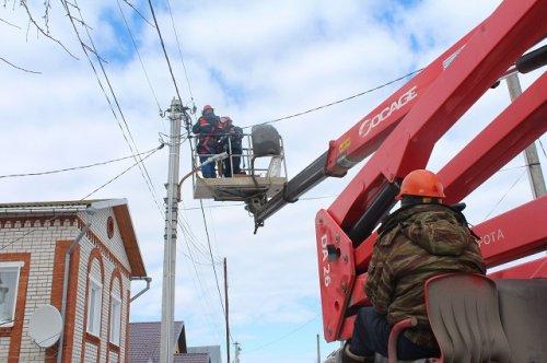 Вторая неделя февраля начнётся в Йошкар-Оле с ремонта уличного освещения