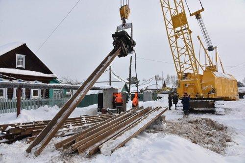 В Звенигове построят здание очистных сооружений и реконструируют канализацию