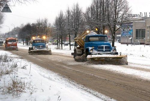 Коммунальные службы готовятся к ликвидации последствий снегопада в Йошкар-Оле