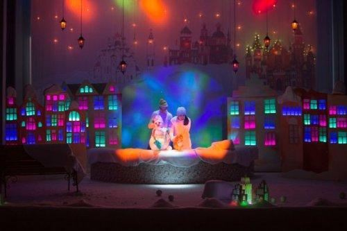 Республиканский театр кукол вновь покажет спектакль «Котёнок на снегу»
