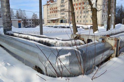 Энергетики занялись модернизацией надземной тепловой сети в Йошкар-Оле