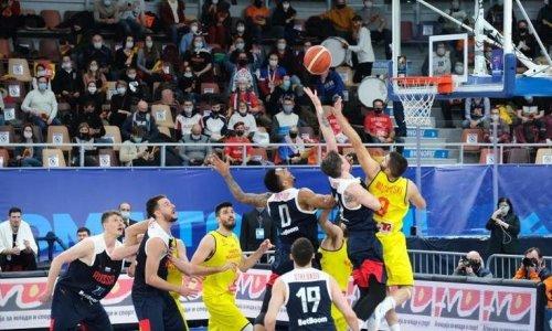 Сборная России по баскетболу завоевала право участия в чемпионате мужского Евробаскета-2022