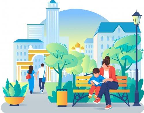 Розыск волонтёров для проекта по благоустройству городов