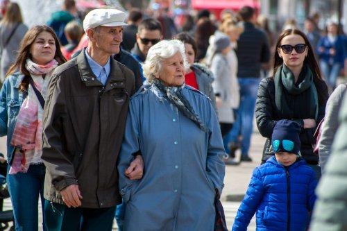 В связи с праздником 8 марта изменён график выдачи пенсий
