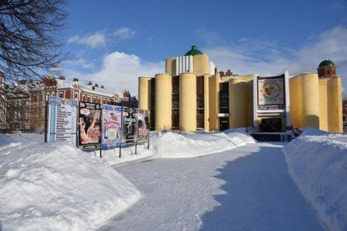 Проект реконструкции здания Марийского театра юного зрителя будет актуализирован