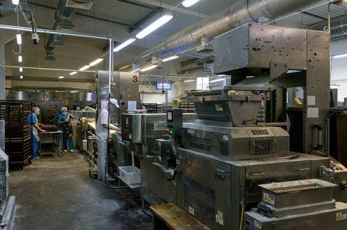 Маристат фиксирует в феврале небольшое снижение промышленного производства