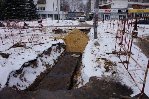 Городские службы готовятся к ремонту дорожного полотна на улице Советской