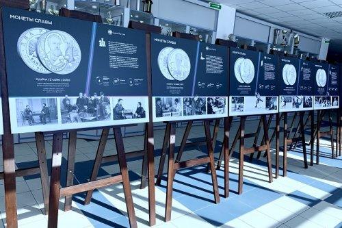В Йошкар-Оле откроется фотовыставка «Монеты славы», посвященная истории российского спорта