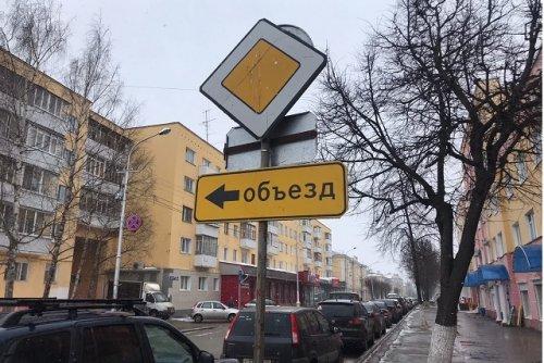 На улице Советской сделают парковки и остановки с заездными карманами