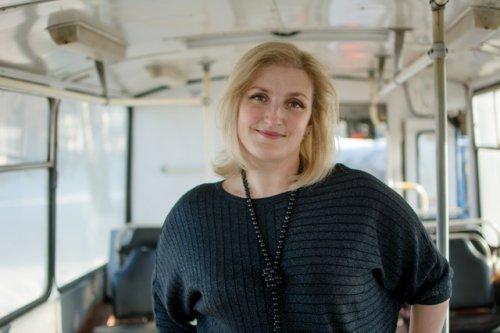 Наталья Попова: «Я с детства хотела стать водителем троллейбуса»