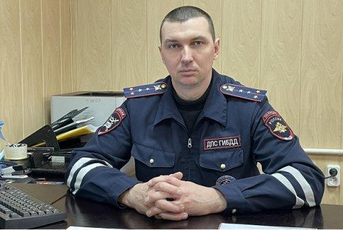 Новому начальнику Волжского отделения ГИБДД поставлена задача по снижению уровня аварийности