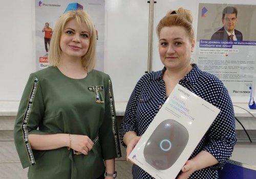 В Марий Эл услугами «Ростелекома» по оптике пользуются более 75 тысяч семей