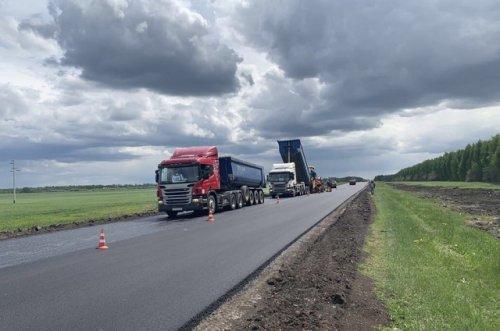 Около 13 километров федеральной трассы обновят в этом году на территории Марий Эл