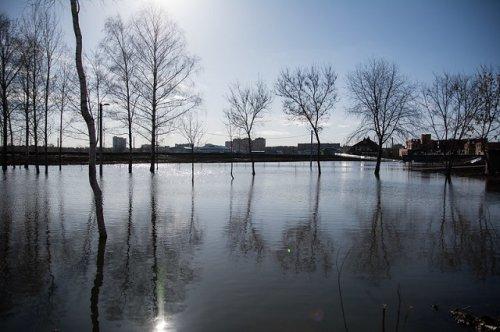 Повышение температуры и обильные осадки могут повлиять на характер половодья в Марий Эл