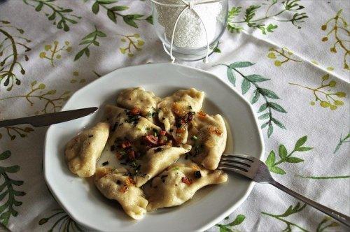 Лепим и варим тесто с начинкой. Что больше нравится?