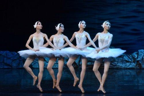 Балет «Лебединое озеро» завершил фестиваль в честь балерины Галины Улановой