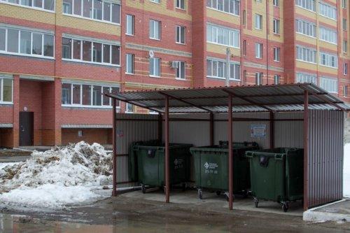 На территории Марий Эл планируется построить три мусоросортировочных комплекса