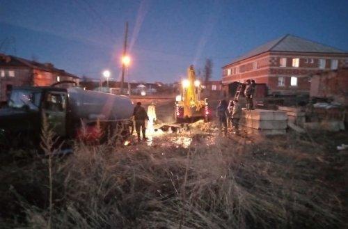Половина жителей города Козьмодемьянска осталась на несколько часов без водоснабжения