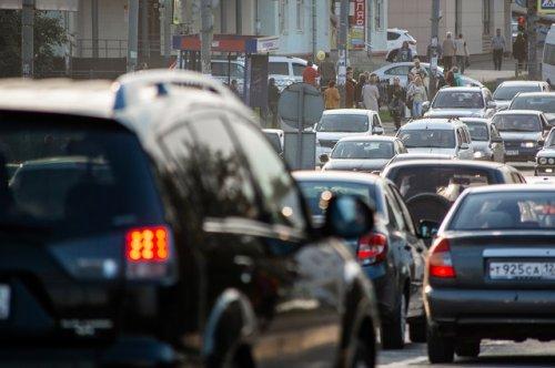 Прогноз на пятницу: в центре столицы Марий Эл ожидаются автомобильные «пробки»