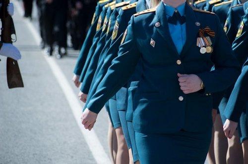 Все участники парада, посвящённого Дню Победы, вакцинированы или имеют антитела