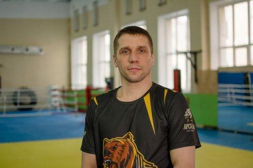 Константин Бастраков: «Я выбрал путь тренера по вольной борьбе»