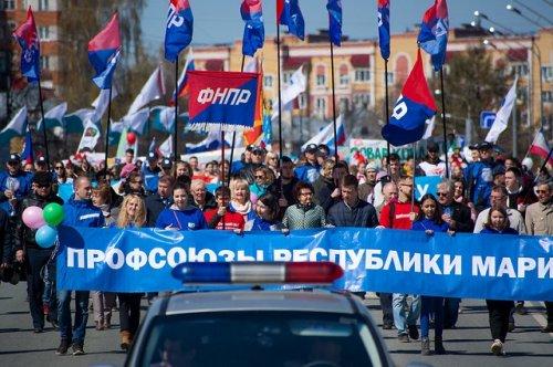 Первомайская перекличка станет заменой традиционному профсоюзному праздничному шествию