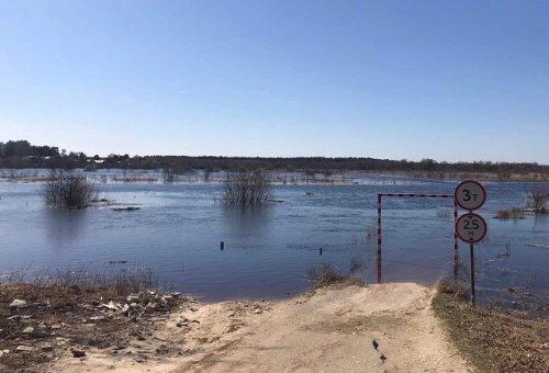 Специалисты говорят о вероятном наложении на половодье на Волге мощного дождевого паводка