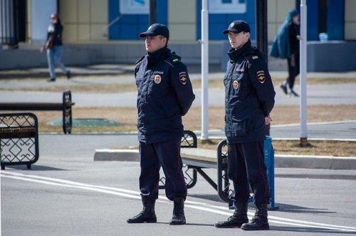 За общественным порядком в майские праздники будут следить сотрудники органов внутренних дел