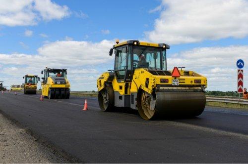 В Марий Эл на дорогах регионального значения начались ремонтные работы по нацпроекту
