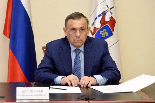 Глава Марий Эл Александр Евстифеев за 2020 год заработал 84,7 миллиона рублей