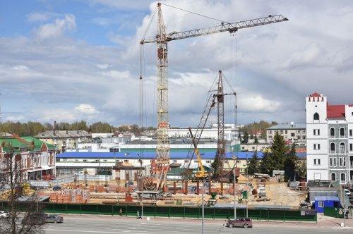 Новый Дом дружбы народов на месте старой гостиницы «Йошкар-Ола» построят к 2023 году