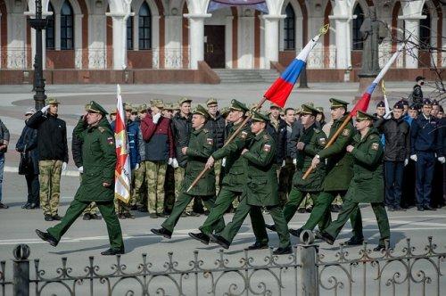 Заключительная репетиция парада, посвящённого Дню Победы, пройдёт сегодня в Йошкар-Оле