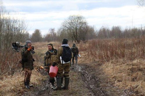 Поисковики Марий Эл вернулись из экспедиции в Ленинградскую область