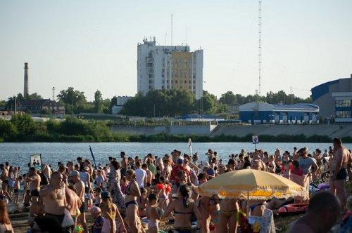 Мэрия города Йошкар-Олы обозначила места, где можно купаться, а где нельзя
